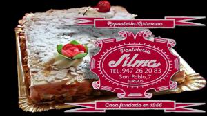 SILMA. Pastelería Artesana. Burgos (España).